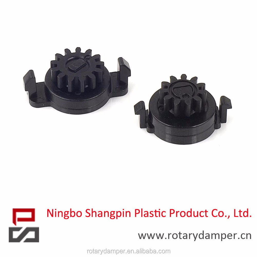 rotary plastic soft damper kitchen cabinet