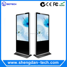 "Advertising display /LCD touch display / Kiosk Multi-Point Touch Vertical Digital Signage 65""D-series"