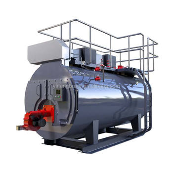 Gas-Fired / Oil-Fired Steam Boiler