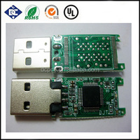 Usb flash drive pcb boards,pcba design and test