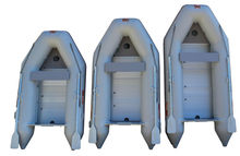 INFLATABLE BOAT ALU FLOOR