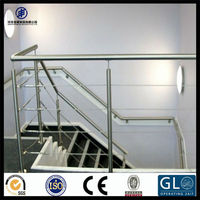 Canton fair 304,316 Stainless Steel plastic handrail capping