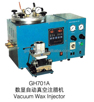 Digital Vacuum Wax Injector ,Jewellery Casting machine,Wax Casting Tools