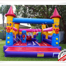 inflatable bouncer castle for sale and inflatable playhouse amusement park for children