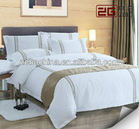 Newest Design Patchwork Bedding Sets 5 Star Hotel Used Luxury Bed Sheets