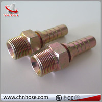 Pressure control carbon steel high quality bsp female hydraulic quick release coupling