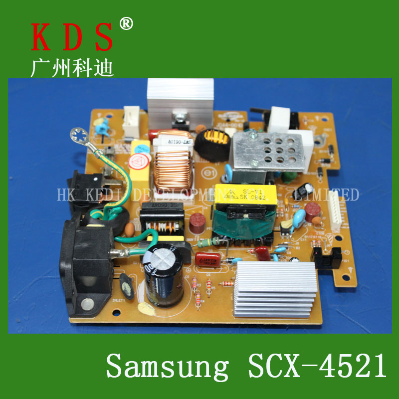 100% Tested Original Laser Printer Spare Parts JC44--00101A 220V for SamsSCX-4521F 4321F 1610 forXerox 3200 Power Supply Board