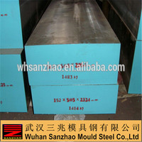 Forged flat h13 tool steel hardness