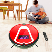 Indoors Magic Power Sweeper A Robot Vacuum Cleaner Dust Ash Water Sucking Machine for Sale