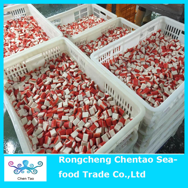 Frozen surimi product crab stick