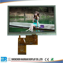 [100% Brand New ] 800X(RGB)480 5 Inches High Resolution Touch Screen Module + Driver Control Board
