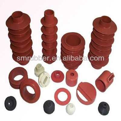 Custom Made Silicone Rubber Electrical Insulator