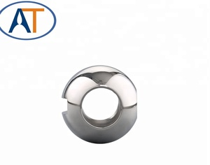 Normal trunnion valve ball AT-TB-01 suitable for high pressure and large caliber