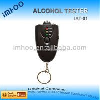 LED Breath Alcohol Tester Keychain