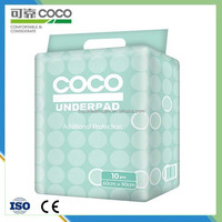 Japanese Brands of Underpad for Free Samples with Embossing Core Layer