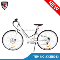 Birdy newest model 28 inch urban sporty e cycle electric bike 250W with LCD/8fun motor