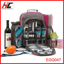 wholesale custom outdoor picnic bag tote cooler backpack hot sale new arrival 3pcs/set