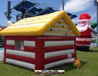 Hot sell christmas inflatables inflatable santa christmas gifts