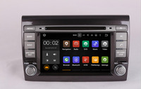 Manufacturer 7'' Car CD/DVD Player Multimedia WiFi Android 7.1 Quad Core Autostreo GPS Navigation for Fiat Bravo 2007-2013