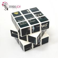 China manufacturer release pressure toys advertising cube puzzle,toys magic cube,cube magic