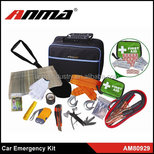 professional car winter emergency survival tool kit for safety