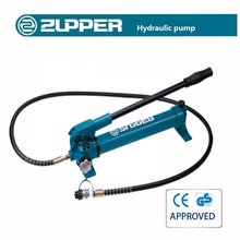 Zupper CP-700 hydraulic power hand operated oil pump