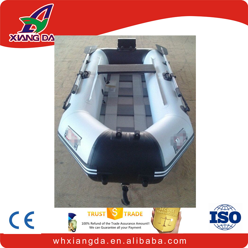 China inflatable rubber raft boat for sale