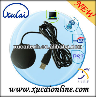 USB gps receiver dual frequency GM1-86