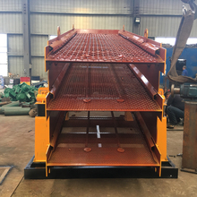 mining sand stone vibrator/ vibrating screen