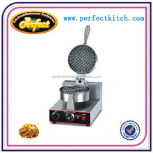 High Quality Heavy Duty Stainless Steel Belgian Waffle Maker Machine