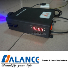 45W DMX RGB LED Optical Fiber Light Engine for Sensory Lighting Kits