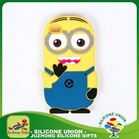 Cute personal silicone factory price mobile phone case