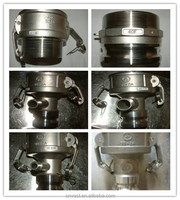 Quick Release Coupling,quick connect fluid coupling,high quality marine hardware stainless steel coupling for irrigation