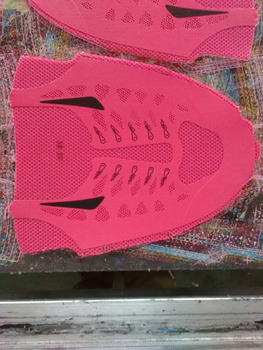 water based screen printing emulsion paint for shoes