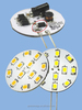 TUV-CE&GS approval 2w 12smd2835 low voltage landscape lighting decoration light lamp