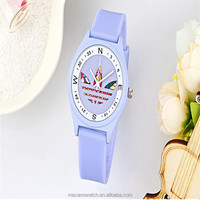 Hot Selling Promotional Wrist Watches Buy Cheap Price Watch Children Silicone Watches For Sports