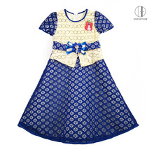 893 Blue Yiwu Haolaiyuan Sell well new type indian 12 years old girls wedding dresses girls