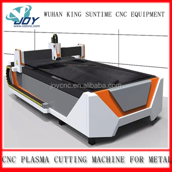 Automatic Plasma cutting machine For Aluminum Stainless steel cutting