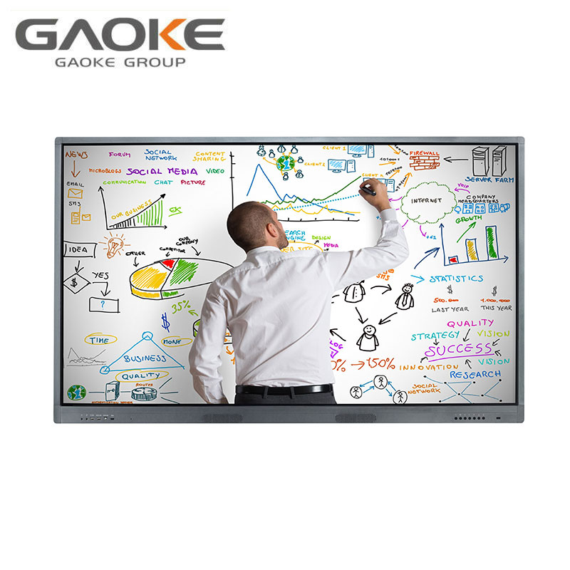 "Good Price manufacturer 4K 32"" 37"" 40"" 42"" 43"" 46"" 47"" 49"" 50"" 52""55"" 60"" 75"" 80""98"" IR open frame touch screen monitor"