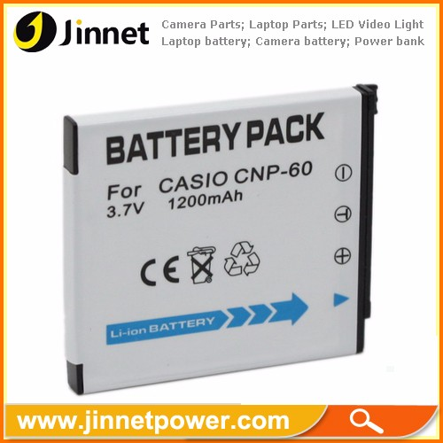 Battery Pack for CASI NP-60 CNP-60 Lithium-Ion Digital Battery
