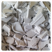 HIGH quality white color recycled pvc window profiles scraps