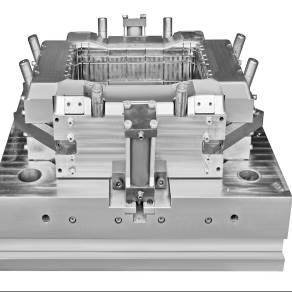 Top Quality 2D 3D Modeling Plastic Injection Mold