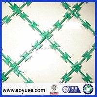 Hot sale alibaba anping low price Razor Barbed Military Wire Mesh Fence