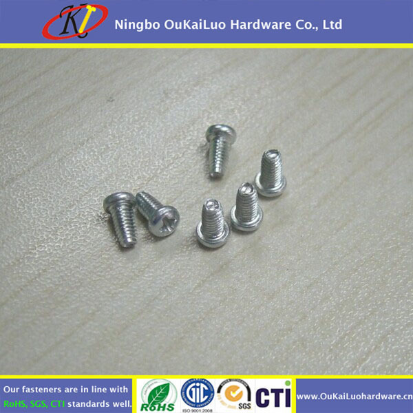 Thread Forming Screws For Plastic Hole Size