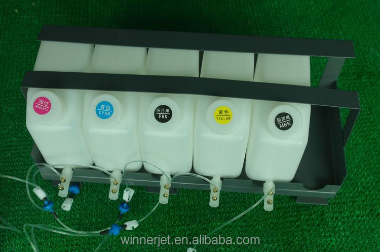 For Epson T3200 T5200 T7200 Continous ink Supply System