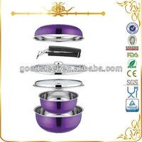 hot new products for 2014 cookware stainless steel with detachable handle MSF-3380