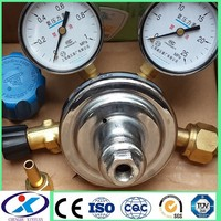 ISO Approved High Quality oxygen gas pressure regulator