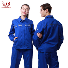 Hot sale reflective clothing safety jackets winter blue wear rough workwear