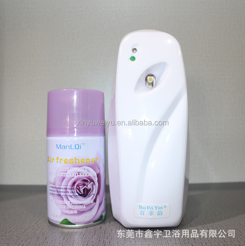 China manufacturer wall-mounted automatic air freshener dispenser