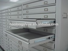 Luoyang haolong Design Manual Mass drawer cabinet whole sealing compact Mobile File Cabinet